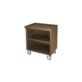 CAMBC330131 - Cambro - BC330 - 33 1/8 in X 20 in Brown Service Cart Product Image