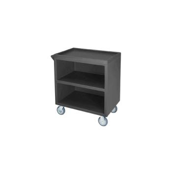 CAMBC330110 - Cambro - BC330110 - 33 1/8 in X 20 in Black Service Cart Product Image