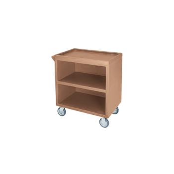 CAMBC330157 - Cambro - BC330157 - 33 1/8 in X 20 in Beige Service Cart Product Image