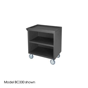 CAMBC3304S110 - Cambro - BC3304S110 - 33 1/8 in X 20 in Black Service Cart Product Image