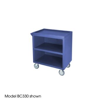 CAMBC3304S401 - Cambro - BC3304S401 - 33 1/8 in X 20 in Blue Service Cart Product Image