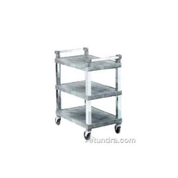 VOL97102 - Vollrath - 97102 - 30 1/2 in x 18 1/2 in Gray Utility Cart Product Image