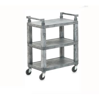 VOL97112 - Vollrath - 97112 - 30 1/2 in x 18 1/2 in Gray Utility Cart  Product Image