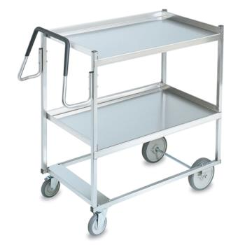 VOL97200 - Vollrath - 97200 - 20 in x 35 in Stainless Steel Utility Cart Product Image