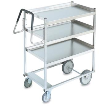 VOL97201 - Vollrath - 97201 - 20 in x 35 in Stainless Steel Utility Cart Product Image