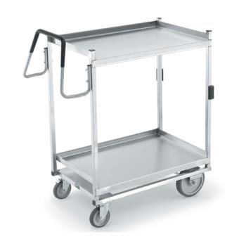 VOL97207 - Vollrath - 97207 - 23 in x 35 in Stainless Steel Utility Cart Product Image