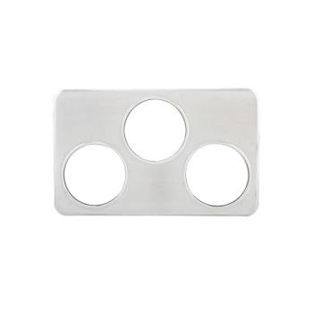 WINADP666 - Winco - ADP-666 - 3-Hole 4 Qt Adapter Plate Product Image