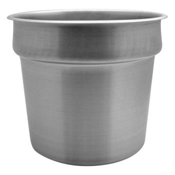 75828 - Vollrath - 78184 - 7 1/4 qt Stainless Steel Inset Product Image