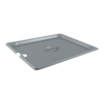 78321 - Winco - SPCH - Half Size Notched Pan Cover Product Image