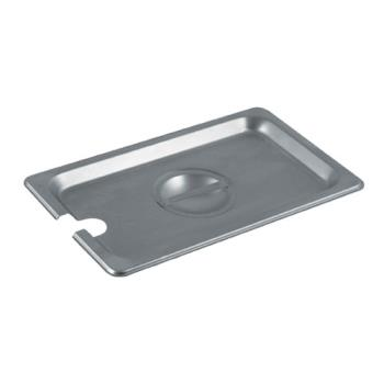 78341 - Winco - SPCQ - 1/4 Size Notched Pan Cover Product Image