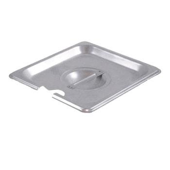 78361 - Winco - SPCS - Sixth Size Notched Pan Cover Product Image