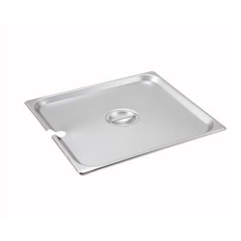 WINSPCTT - Winco - SPCTT - Two Third Size Notched Pan Cover Product Image
