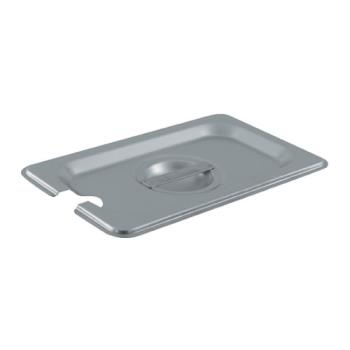 78391 - Winco - SPJL-902 - Ninth Size Notched Pan Cover Product Image