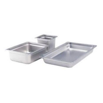 85917 - Crestware - 2162 - Stainless Steel 2 1/2 in Food Pan Product Image