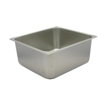 78368 - Crestware - 2334 - Two Third Size 4 in Deep Steam Table Pan Product Image