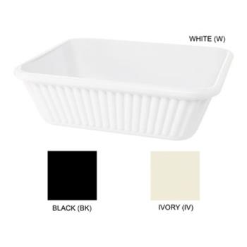 GETML177W - GET Enterprises - ML-177-W - 3 qt White Insert Pan Product Image