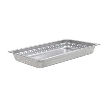 78372 - Update International - NJP-1002PF - Full Size 2 1/2 in (Depth) Perforated Steam Table Pan Product Image