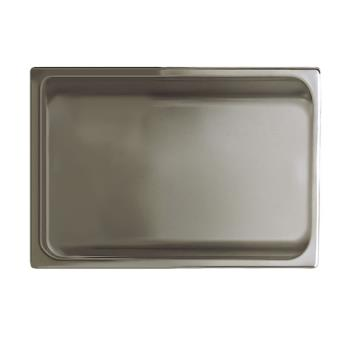 3034 - Update International - NJP-1006 - Full Size 6 in Steam Table Pan Product Image