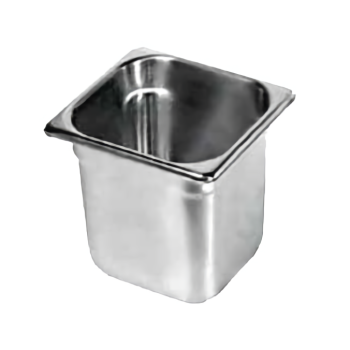 UPDNJP166 - Update - NJP-166 - 1/6 Size 6 in Steam Pan Product Image