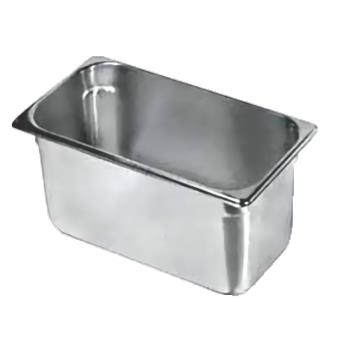 3037 - Update International - NJP-334 - 1/3 Size 4 in Steam Table Pan Product Image
