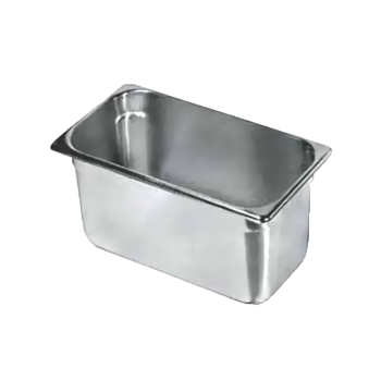 UPDSPH336 - Update - SPH-336 - 1/3 Size 6 in Steam Pan Product Image