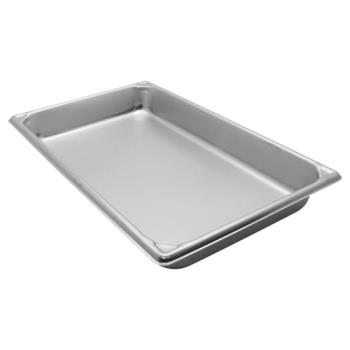 78313 - Vollrath - 30022 - Super Pan V® Full Size 2 1/2 in Deep Steam Table Pan Product Image