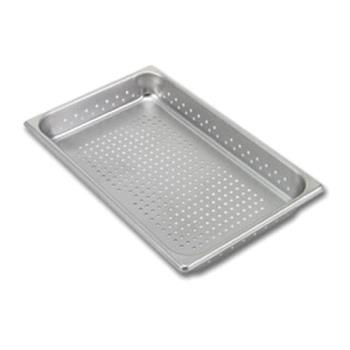 78385 - Vollrath - 30223 - Half Size 2 1/2 in Deep Perforated Steam Table Pan Product Image