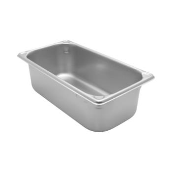78319 - Vollrath - 30342 - Super Pan V® Third Size 4 in Deep Steam Table Pan Product Image