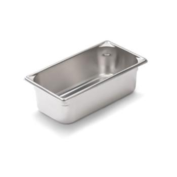 VOL30422 - Vollrath - 30422 - Quarter Size x 2 1/2 in Super Pan V Steam Table Pan Product Image