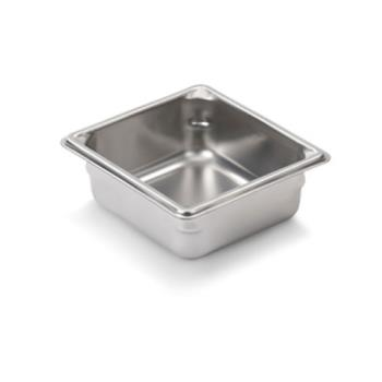 VOL30622 - Vollrath - 30622 - 1/6 Size Pan x 2 1/2 in Deep Super Pan V Food Pan Product Image