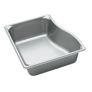 "VOL3100240 - Vollrath - 3100240 - Super Pan® 1/2 Size 4"" Short Wild Pan Product Image"