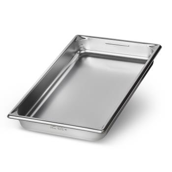 VOL5IPF25 - Vollrath - 5IPF25 - Full Size 2 1/2 in Super Pan V® Induction Steam Table Pan Product Image
