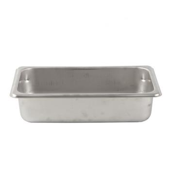 78723 - Vollrath - 68690 - Fourth Size 2 1/2 in Deep Steam Table Pan Product Image