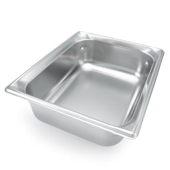 VOL90222 - Vollrath - 90222 - Half Size x 2 1/2 in Deep Steam Table Pan Product Image