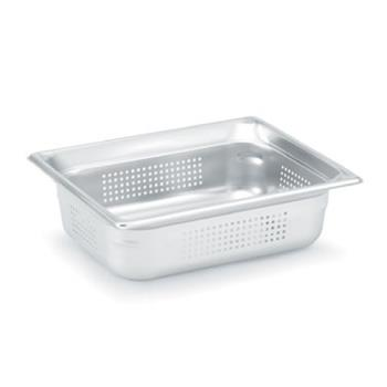78387 - Vollrath - 90263 - 1/2 Size 6 in Super Pan 3® Perforated Steam Table Pan Product Image