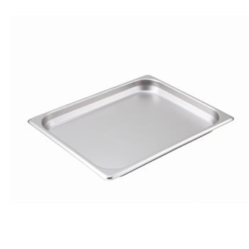WINSPH1 - Winco - SPH1 - Half Size 1 1/2 in Deep Steam Table Pan Product Image