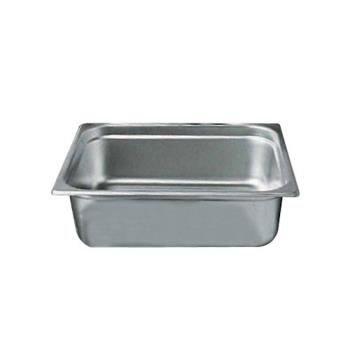 WINSPJH902 - Winco - SPJH-902 - Ninth Size 2 1/2 in Deep Steam Table Pan Product Image
