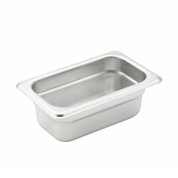 WINSPJH902 - Winco - SPJH-902 - 1/9 Size 2 1/2 in Steam Table Pan Product Image