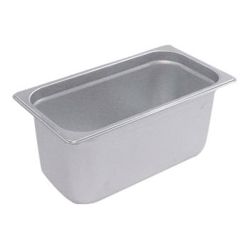 78336 - Winco - SPJL-306 - 1/3 Size 6 in Deep Steam Table Pan Product Image