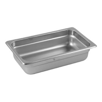 78342 - Winco - SPJL-402 - Fourth Size 2 1/2 in Deep Steam Table Pan Product Image
