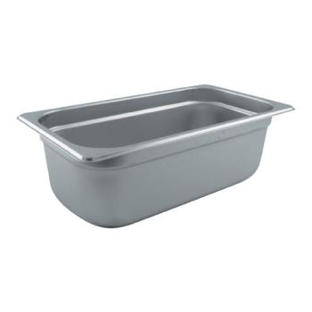 78344 - Winco - SPJL-404 - 1/4 Size 4 in Steam Table Pan Product Image