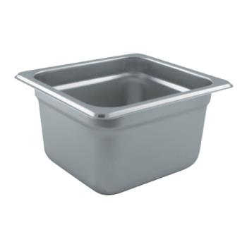 78364 - Winco - SPJL-604 - 1/6 Size 4 in Steam Table Pan Product Image