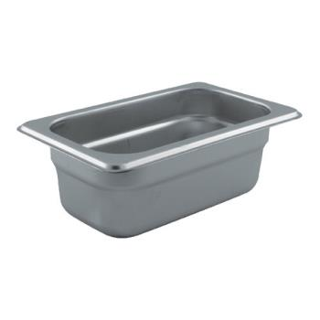 78392 - Winco - SPJL-902 - 1/9 Size 2 1/2 in Steam Table Pan Product Image