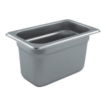 78394 - Winco - SPJL-904 - Ninth Size 4 in Deep Steam Table Pan Product Image