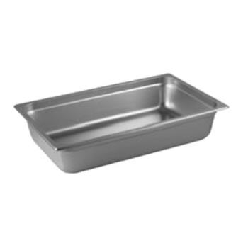 78714 - Winco - SPJP-104 - Full Size 4 in Deep Steam Table Pan Product Image