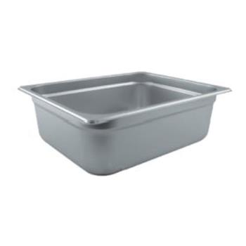 78724 - Winco - SPJP-204 - 1/2 Size 4 in Steam Table Pan Product Image