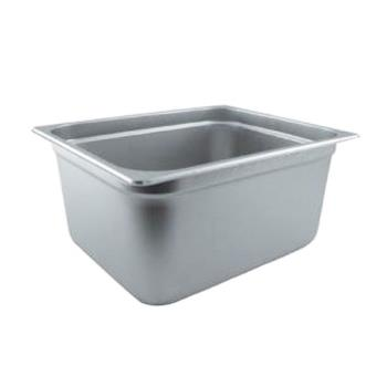 78726 - Winco - SPJP-206 - Half Size 6 in Deep Steam Table Pan Product Image