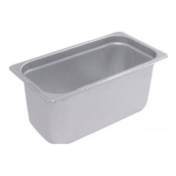78736 - Winco - SPJP-306 - 1/3 Size 6 in Steam Table Pan Product Image