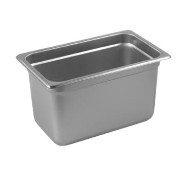 78746 - Winco - SPJP-406 - Fourth Size 6 in Deep Steam Table Pan Product Image