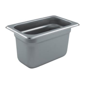 78794 - Winco - SPJP-904 - Ninth Size 4 in (Depth) Steam Table Pan Product Image